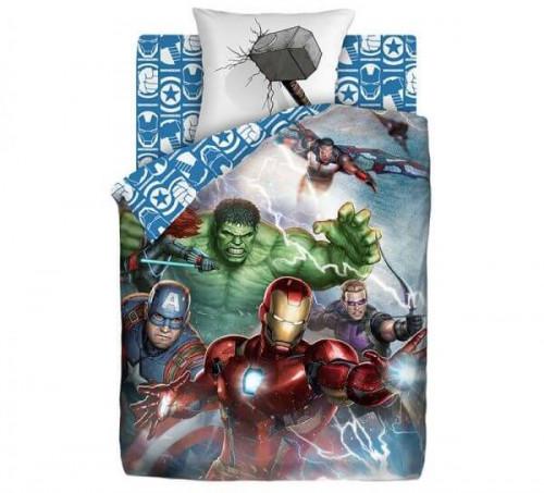 КПБ «Мстители» Superheroes 16214/9038-1