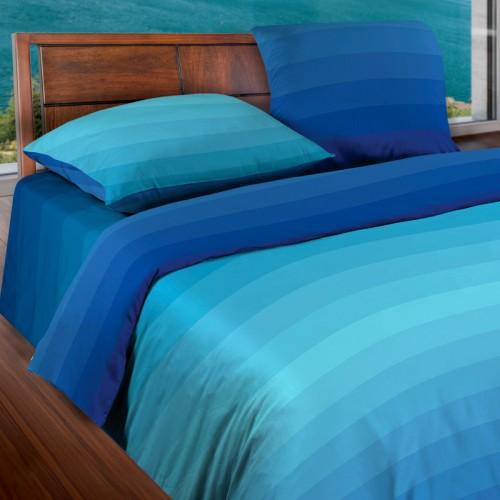 Постельное белье «Wenge» Flow Blue