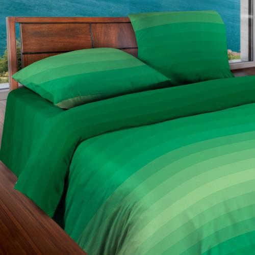 Постельное белье «Wenge» Flow Green