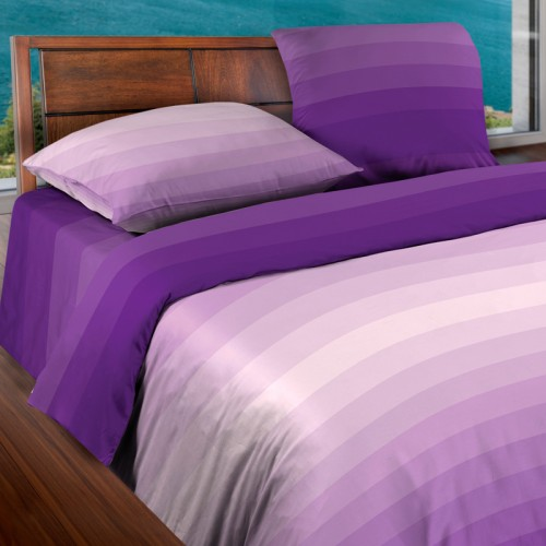 Постельное белье «Wenge» Flow Violet