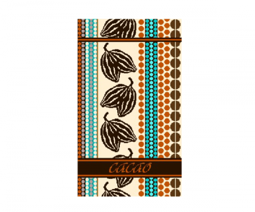 Полотенце махровое С-79 3196 Cacao