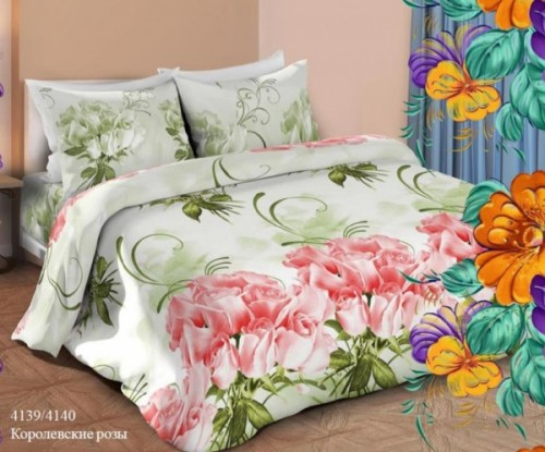 Постельное белье « Маруся» Королевские Розы