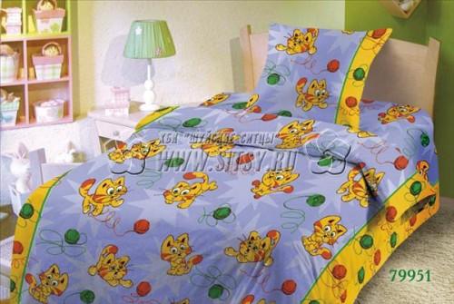Детское постельное белье «Кроха» 79951