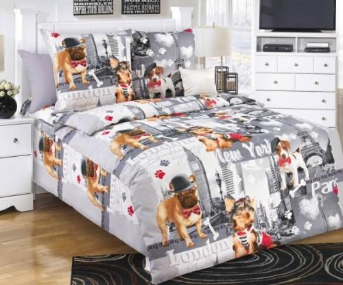 Детское постельное белье «Бамбино» Евротур
