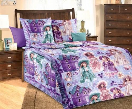 Детское постельное белье «Бамбино» Куклы