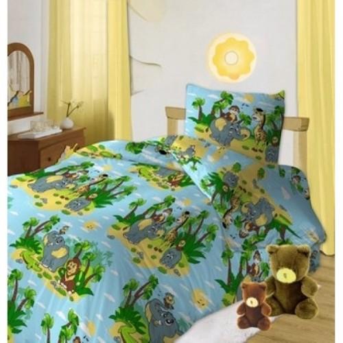Детское постельное белье «Кошки-мышки». Африка