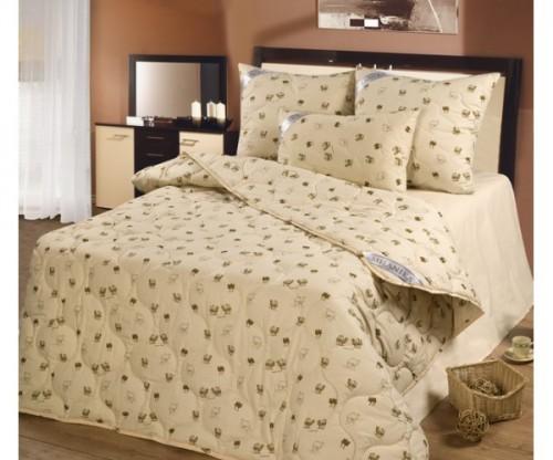 «Миланика» Одеяло. Верблюжья шерсть
