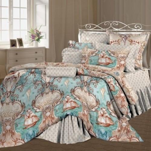 Комплект постельного белья «Корабль желаний»
